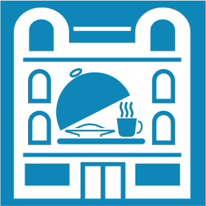 Icon for tourism services.